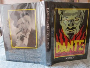 Dante The Devil Himself Front and Back Cover