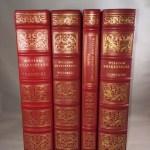 Six Histories, Six Tragedies, Eight Comedies, Poems 4 Volume Set