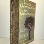 From Generation to Generation : How to Trace Your Jewish Genealogy and Family History
