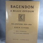 Bagendon: A Belgic Oppidum: A Record of the Excavations of 1954-56
