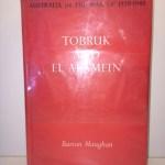 Tobruk and El Alamein (Australia in the War of 1939-1945, Series 1 (Army), Volume III