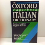 The Oxford Paperback Italian Dictionary: Italian-English, English-Italian (Oxford Paperback Reference)