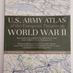 U.S. Army Atlas of the European Theater in World War II
