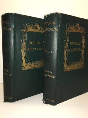 Pictorial Pickwickiana Charles Dickens and His Illustrators