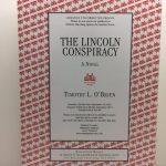 The Lincoln Conspiracy: A Novel