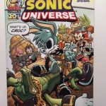 Sonic Universe. Chaotix Quest. Issue 48