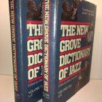 New Grove Dictionary of Jazz, 2 Volume Set