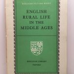 English Rural Life in the Middle Ages (Picture Books)