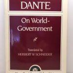On World Government (De Monarchia)