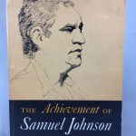 The Achievement of Samuel Johnson