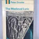 The Medieval Lyric (Modern languages and literature)