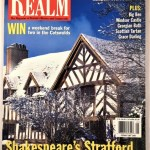 Realm: the Magazine of Britain's History and Countryside {Number 108, February, 2003}