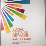 Social Venture Network Hall Of Fame 25 Years Of Leading The Way 1987-2012