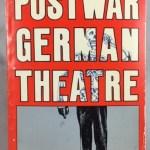 Postwar German Theatre
