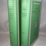 Arrian: Anabasis of Alexander 2 vols complete [Books I-IV; V-VII] (Loeb Classical Library Nos. 236, 269)
