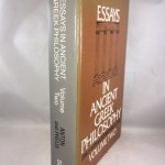 Essays in Ancient Greek Philosophy. Volume Two