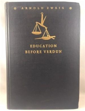 Education Before Verdun