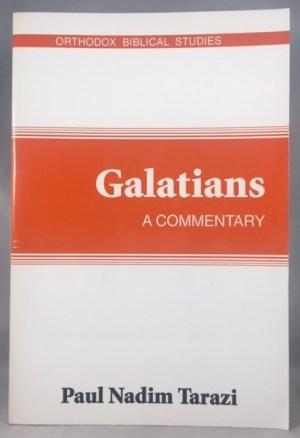 Galatians: A Commentary (Orthodox Biblical Studies)