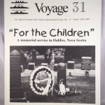 Voyage 31: The Official Journal of the Titanic International Society [Winter 1999-2000 ]