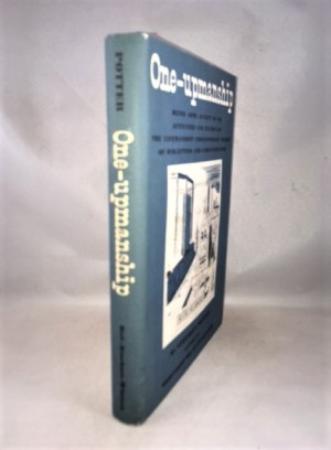 One-Upmanship: Being Some Account of the Activities and Teaching of the Lifemanship Correspondence Collage of the One-Upness and Gameslifemastery