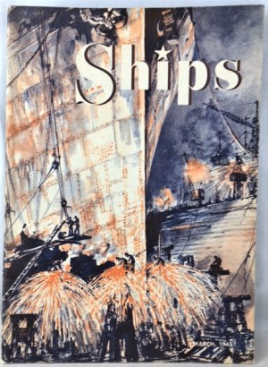 Ships. No. 13 March, 1945