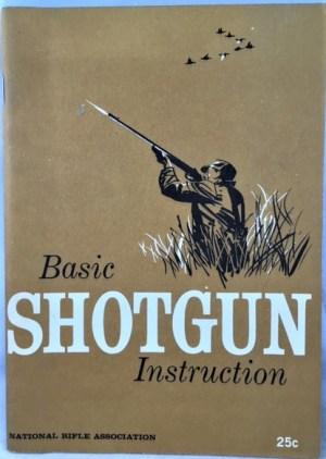 Basic Shotgun Instruction