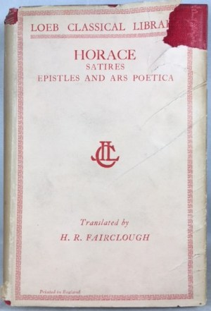 Horace: Satires, Epistles and Ars Poetica