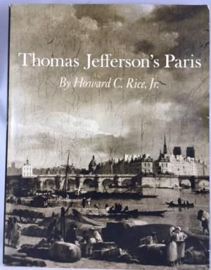 Thomas Jefferson's Paris (Princeton Legacy Library)
