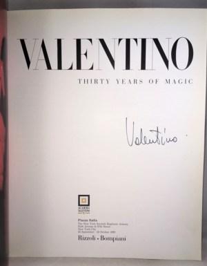 Valentino: Thirty Years of Magic