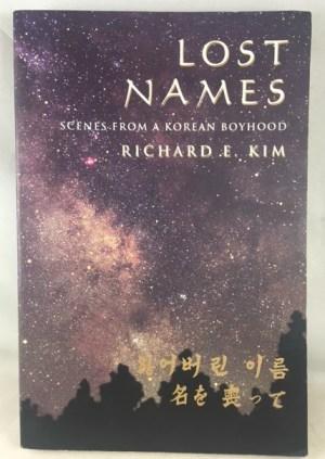Lost Names: Scenes from a Korean Boyhood