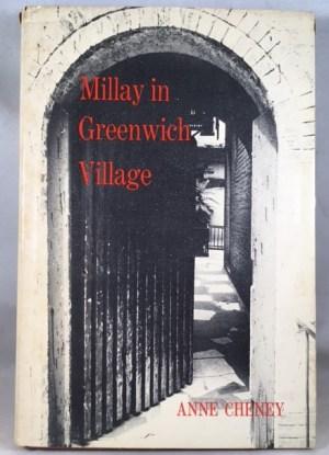 Millay in Greenwich Village