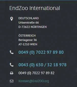 Screenshot: endzoo.at/wp/