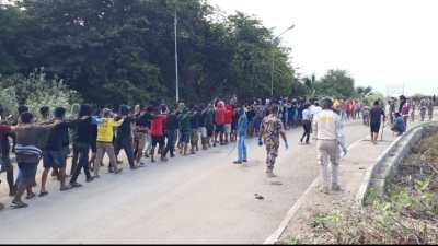 Ratusan WNA Ilegal Lolos ke Belu, DPRD Kaget dan Minta Kinerja Aparat Dievaluasi