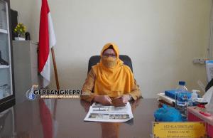 Kepala SDN 015 Tanjungpinang Timur, Farida