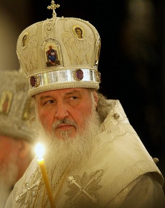 The Patriarch of Moscow and All Russia, Cyril I