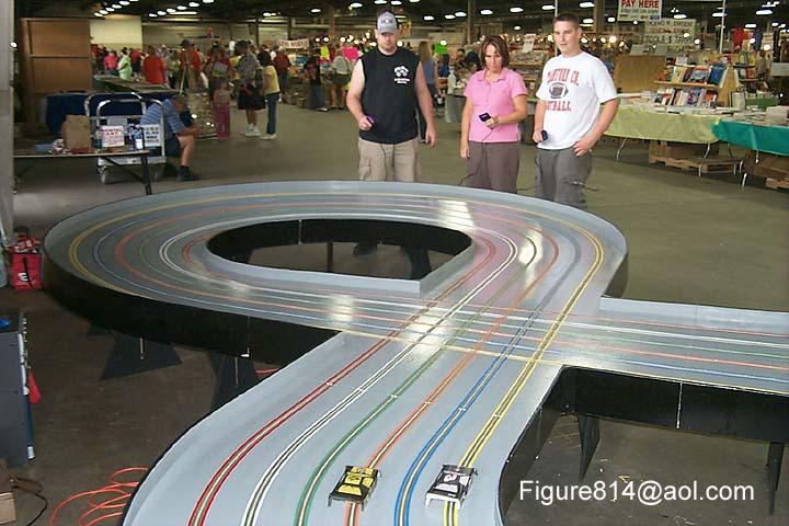 Racing Slot Car Rc Drag