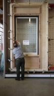 Zweite Messreihe: Bringt das Abkleben der Fensterfuge noch wesentlich andere Ergebnisse?