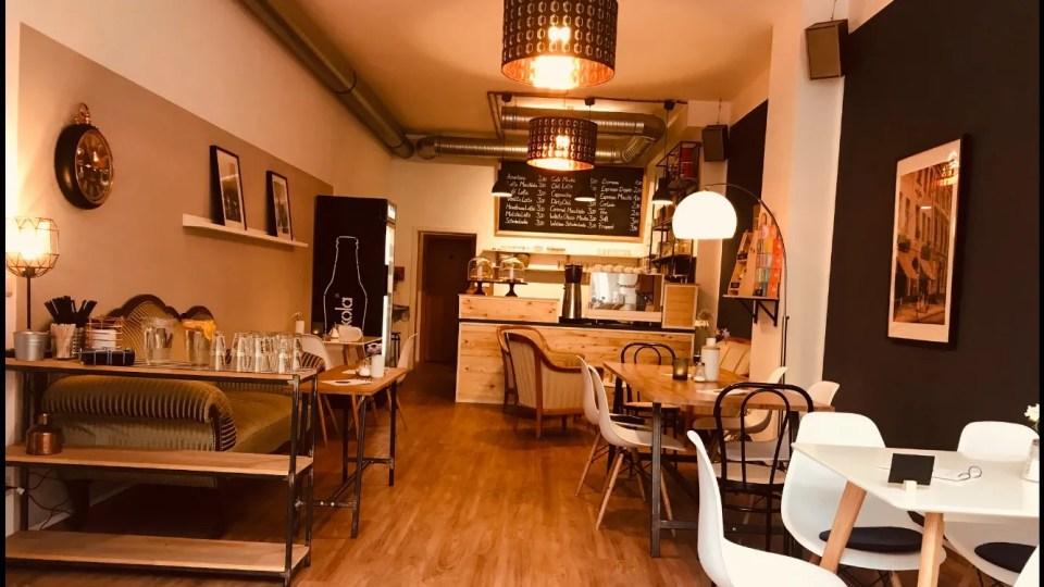 Café 66 in Stralsund