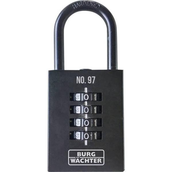 Burg Wächter Numero 97 40 SB Hangslot 40 mm Cijferslot