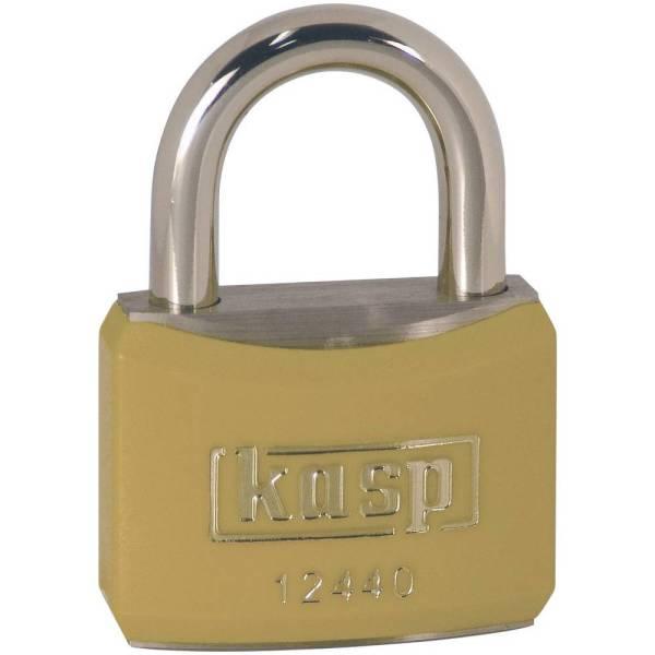 Kasp K12440YELA1 Hangslot 40 mm Goud-geel Sleutelslot