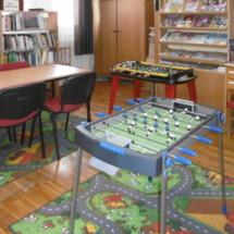 játékok a könyvtárban