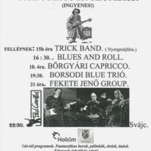 Blues- rock fesztivál