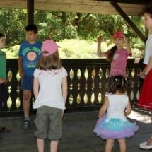 gyereknap táncház