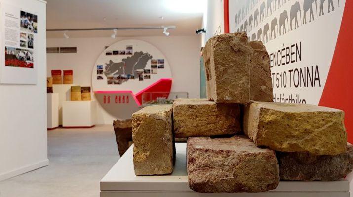 múzeum belső