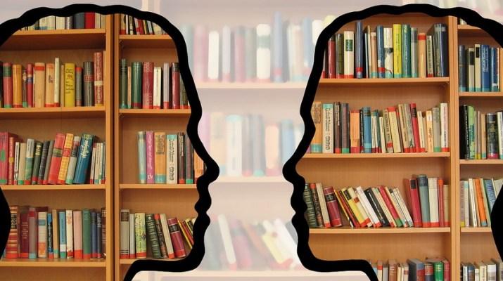 könyvtári párbeszéd