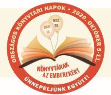 országos könyvtári napok 2020