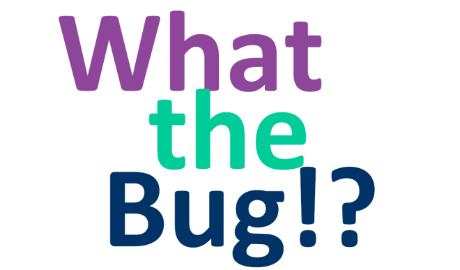 What The Bug!?