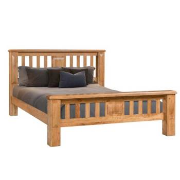 Perth 5 ft King Bed Frame