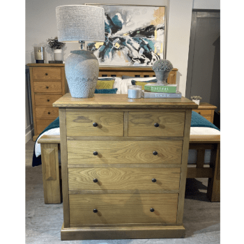 Perth Tall Chest of drawers