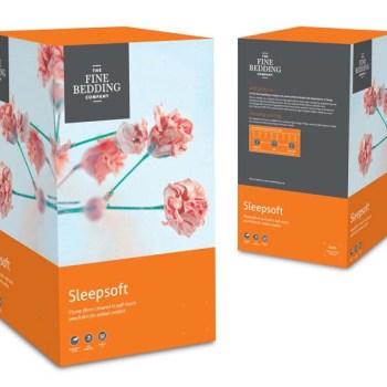 Fine Bedding Sleepsoft King size Duvet 13.5 Tog